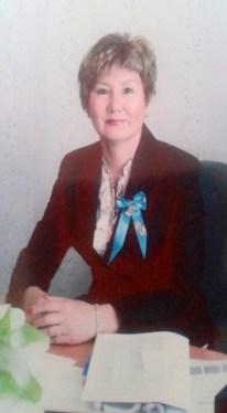 Қарағанды облысы, Сарышаған кентінің ЖООБ мектебінің директоры Гульнара Батырғалиқызы Мусаева